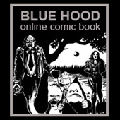 Blue Hood Meets the Horrible Taxman - free online comic book