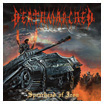 Deathmarched - Spearhead Of Iron CD cover illustration (Violent Journey Records, Finland 2012)