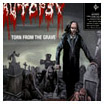 Autopsy: Torn from the grave CD cover art