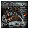 Scythe: Beware the Scythe CD cover painting (Primitive Reaction Records, FIN 2012)