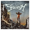 Skirmish: Through the Abacinated Eyes CD cover art (Violent Journey Records 2011, VJR042)